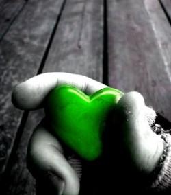 cuore sasso