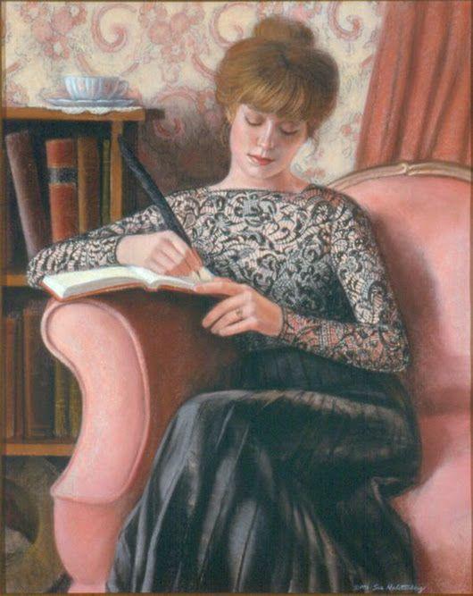 Dipinto di Sue Halstenberg
