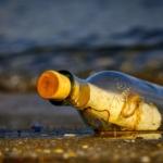 messaggio in bottiglia